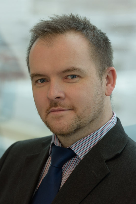 Chris Davies, Head of Client Services