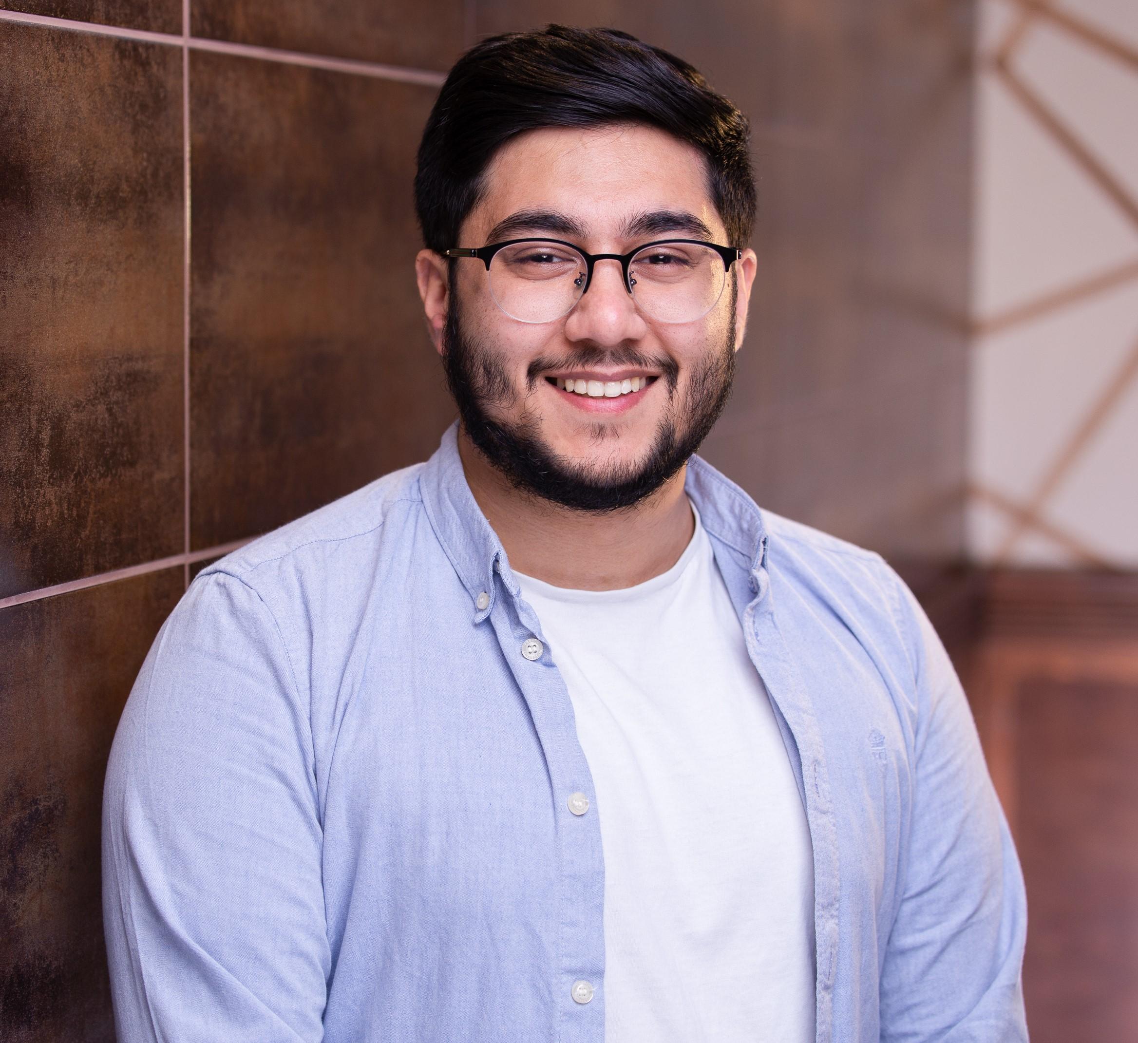 Zain Moughal, Client Advocate